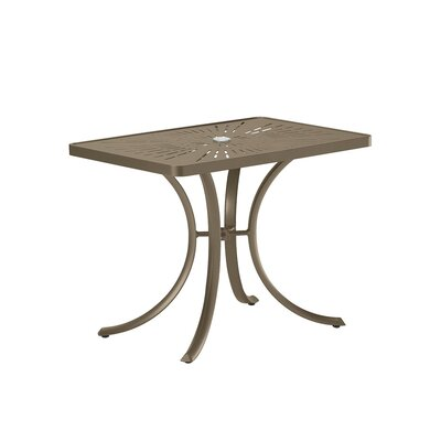 La'Stratta Dining Table Finish: Moab