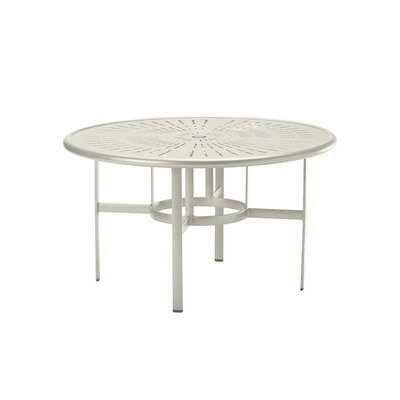 La'Stratta Dining Table Finish: Parchment