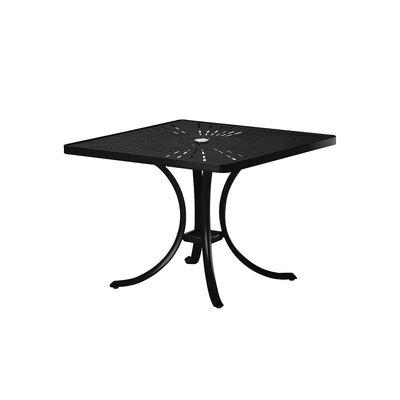 LaStratta Dining Table Finish: Obsidian