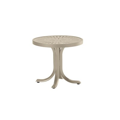 La'Stratta Side Table Finish: Sonora