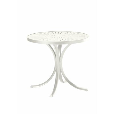 LaStratta Dining Table Finish: Shell