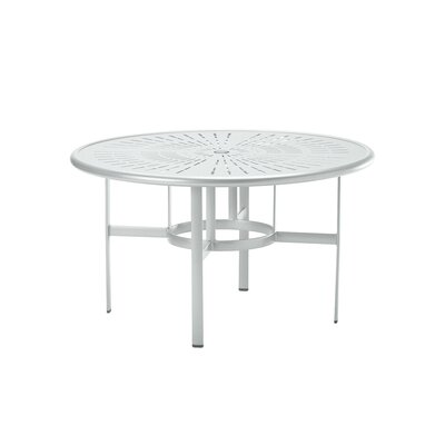 La'Stratta Dining Table Finish: Snow