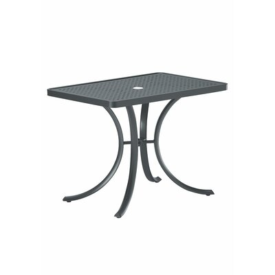 Boulevard Dining Table Finish: Graphite