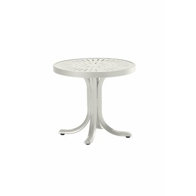La'Stratta Side Table Finish: Shell