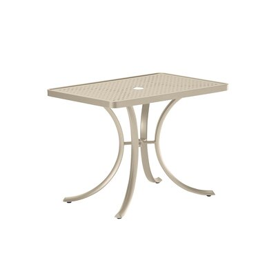 Boulevard Dining Table Finish: Sonora