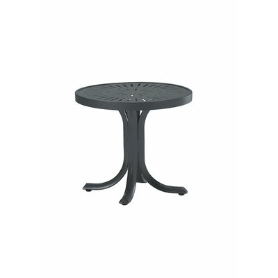 La'Stratta Side Table Finish: Graphite