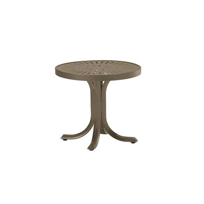 LaStratta Side Table Finish: Moab