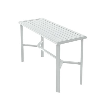 Banchetto Console Table Finish: Snow