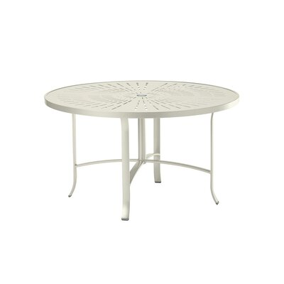 LaStratta Dining Table Finish: Parchment