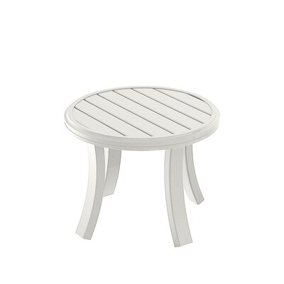 Banchetto Bar Table Finish: Shell