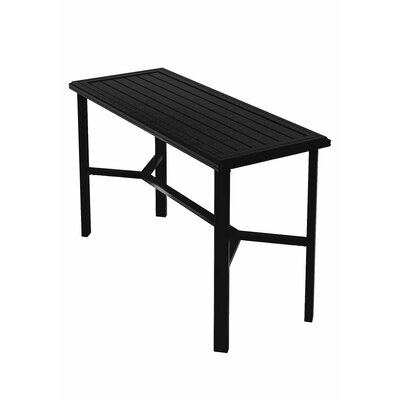 Banchetto Console Table Finish: Obsidian
