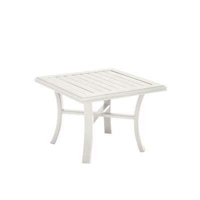 Banchetto Side Table Finish: Shell