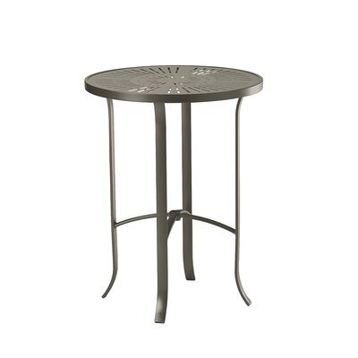 LaStratta Bar Table Finish: Mocha