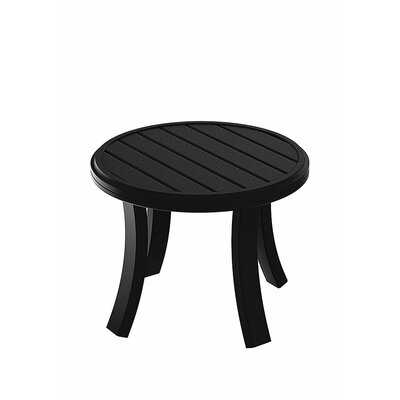 Banchetto Bar Table Finish: Obsidian