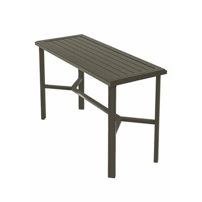 Banchetto Console Table Finish: Mocha