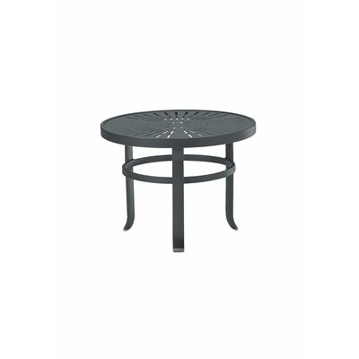 LaStratta Side Table Finish: Graphite