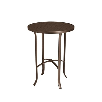 Boulevard Bar Table Finish: Greco