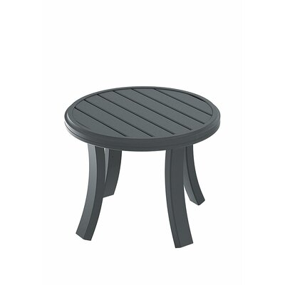 Banchetto Bar Table Finish: Graphite