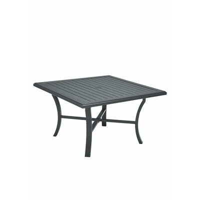 Banchetto Dining Table Finish: Graphite