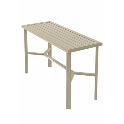 Banchetto Console Table Finish: Sonora
