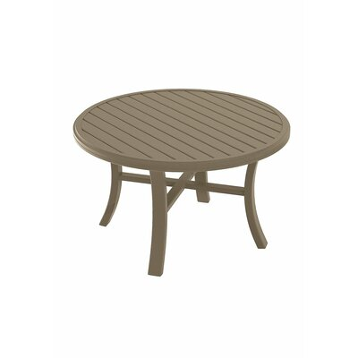 Banchetto Chat Table Finish: Moab