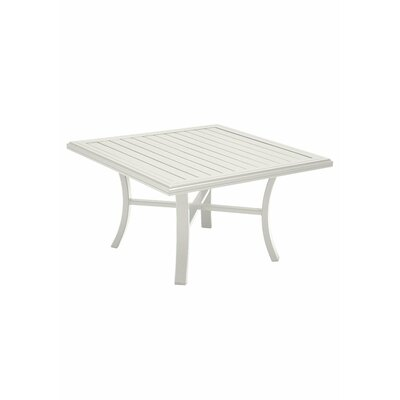 Banchetto Chat Table Finish: Shell