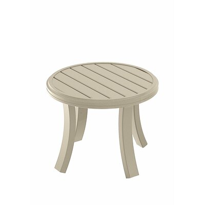 Banchetto Bar Table Finish: Sonora