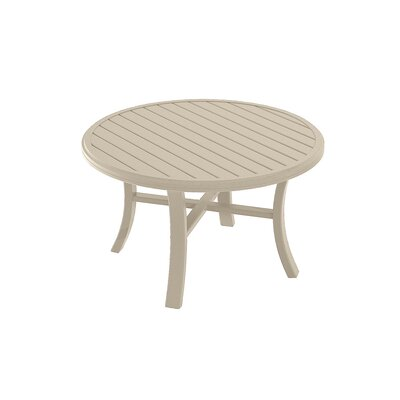 Banchetto Chat Table Finish: Sonora
