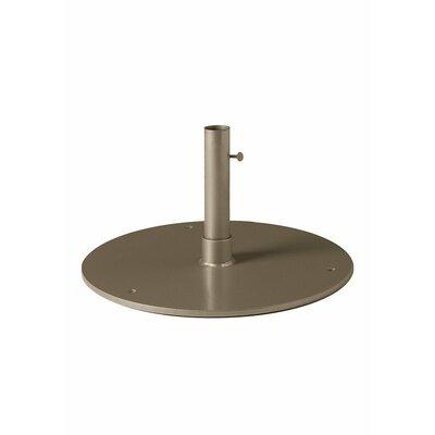 Steel Plate Umbrella Base Finish: Moab
