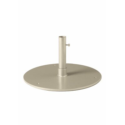 Steel Plate Umbrella Base Finish: Sonora
