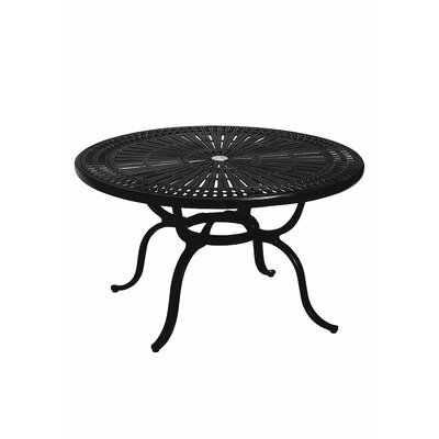 Chat Table Finish: Obsidian