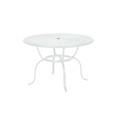 Counter Height Dining Table Finish: Snow