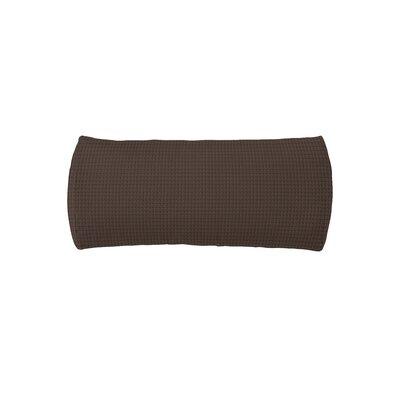 Chaise Headrest Bolster Pillow Fabric: Luxor