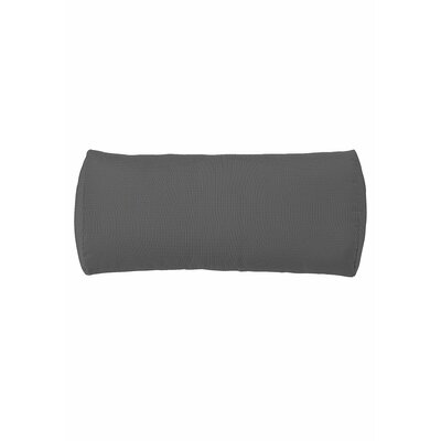 Chaise Headrest Outdoor Bolster Lumbar Cushion Color: Rincon