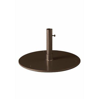 Steel Plate Umbrella Base Finish: Greco
