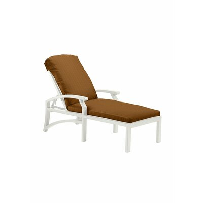 Mondovi Chaise Lounge with Cushion