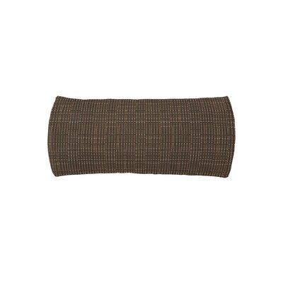 Chaise Headrest Outdoor Bolster Lumbar Cushion Color: Mia II