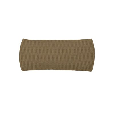 Chaise Headrest Bolster Pillow Fabric: Breezeway