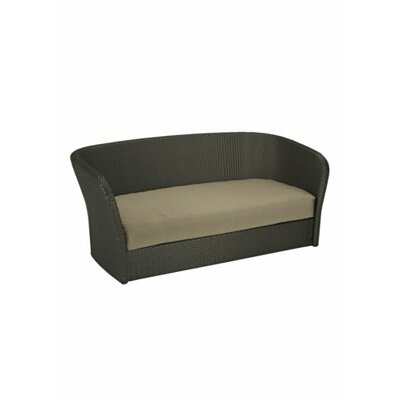 Mia Chaise Lounge Fabric: Vista, Finish: Nutmeg