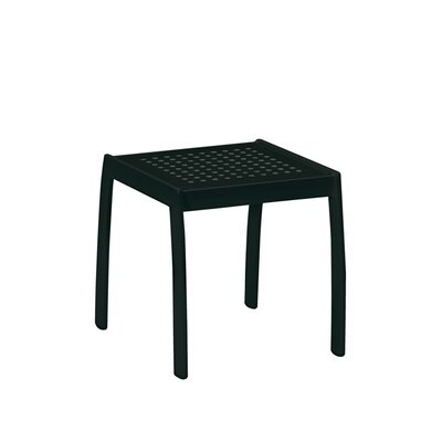 Boulevard Tea Table Finish: Obsidian