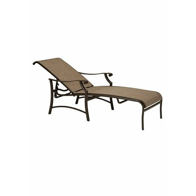Purchase Montreu Sling Reclining Chaise Lounge - Image - 428