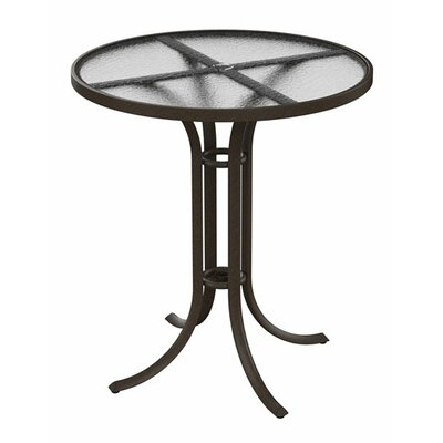 Umbrella Bar Table Finish: Shell