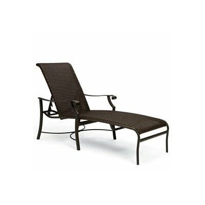 Montreux Chaise Lounge Finish: Snow