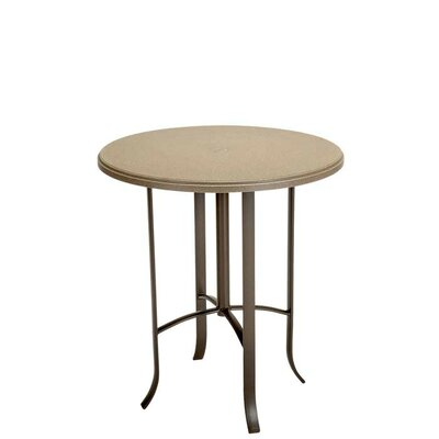 Bar Table Base Finish: Sonora