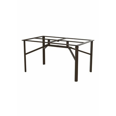 Universal Dining Table Base Finish: Sonora