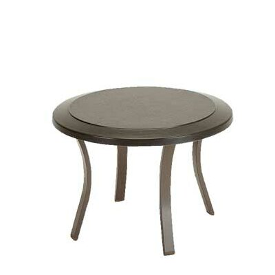 Side Table Base Finish: Sonora
