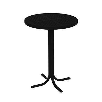 Boulevard Bar Table Finish: Obsidian