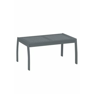 Boulevard  Coffee Table Finish: Graphite