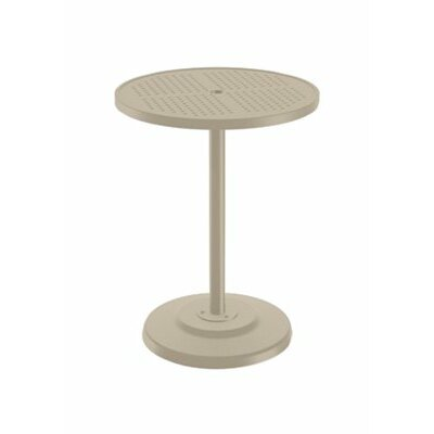 Boulevard Bar Table Finish: Sonora, Table Size: 30 L x 30 W