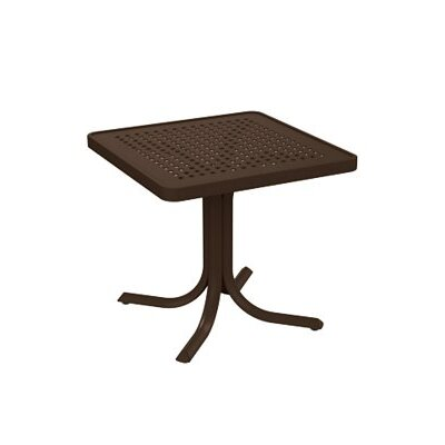 Boulevard End Table Finish: Greco
